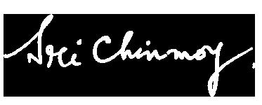 Sri Chinmoy Signature